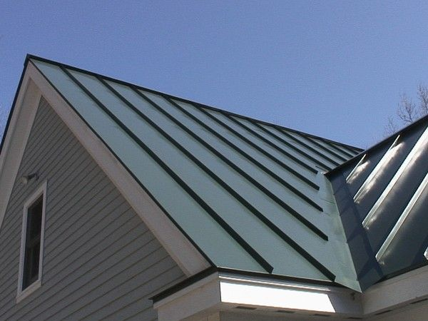 Pin By Asheville Roofing On Commercial Roofing Standing Seam Metal Roof Metal Roof Installation Residential Roofing