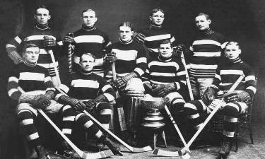 1911 Stanley Cup Champions Ottawa Senators