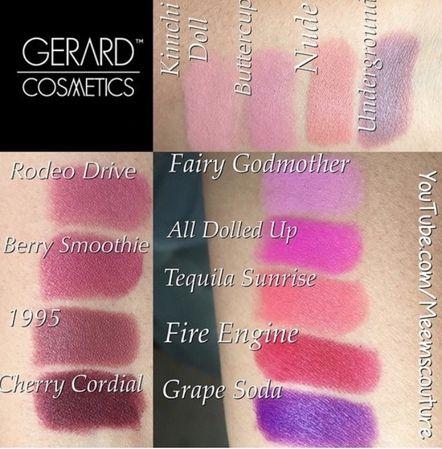 Gerard cosmetics coupon code