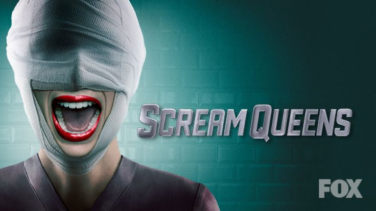 """SCREAM QUEENS is a new genre-bending comedy-horror anthology series. The series, produced by 20th Century Fox Television, is from Ryan Murphy, Brad Falchuk, Ian Brennan and Dante Di Loreto, the executive producers of GLEE and """"American Horror Story."""" The first installment in the new anthology series revolves around a college campus which is rocked by a series of murders."""