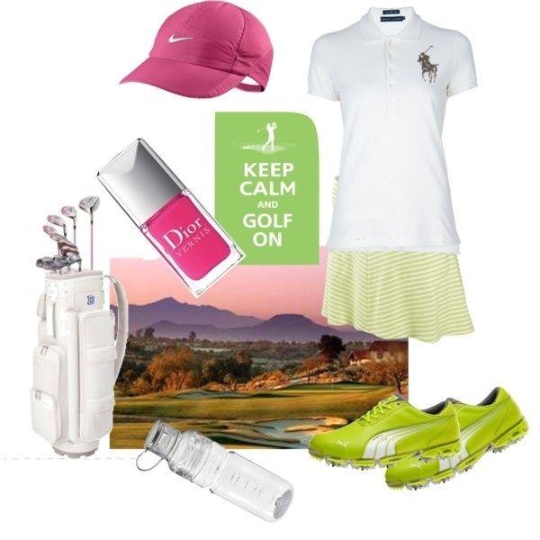 Golf Gear fitness-fashion-gear workout-inspiration weight-loss