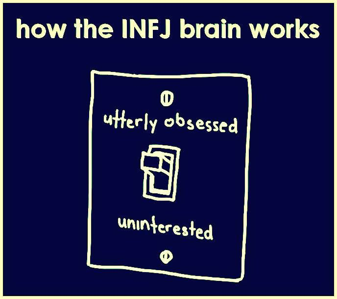 Pretty much. This. Always. No gray area (and dammit my favorite color is gray) only gray matter. Our brains just function this way...#infj
