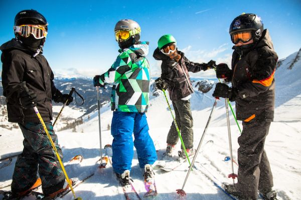 Eight Best Mountains for Beginner Skiers