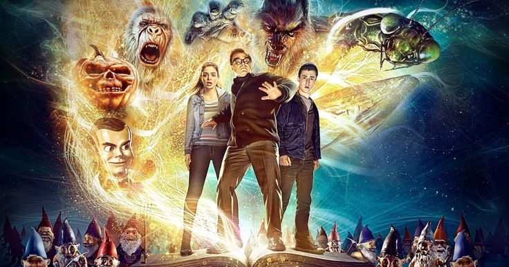 Goosebumps 2 Gets Winter 2018 Release Date -- Sony Pictures has set a winter 2018 release date for Goosebumps 2, which is expected to bring back Jack Black as R.L. Stine. -- http://movieweb.com/goosebumps-2-release-date-2018/