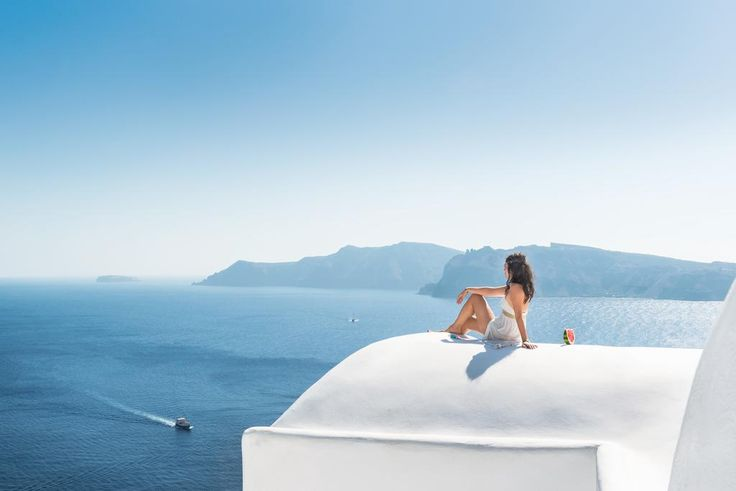 Elite Luxury Suites || Elite Luxury Suites is a complex of individually furnished suites nestled in Oia's cliffs. Guests will enjoy views of the Caldera, volcano and the Aegean Sea from their terrace.
