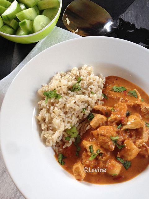 Uit de keuken van Levine: 30 minuten Butter Chicken