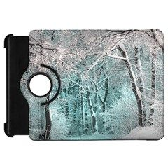 Another Winter Wonderland 2 Kindle Fire HD Flip 360 Case by MoreColorsinLife