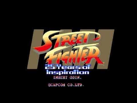 I Am Street Fighter - 25th Anniversary Documentary - YouTube