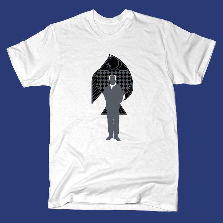 KARL STROMBERG T-shirt @ https://www.teepublic.com/t-shirt/11420-karl-stromberg