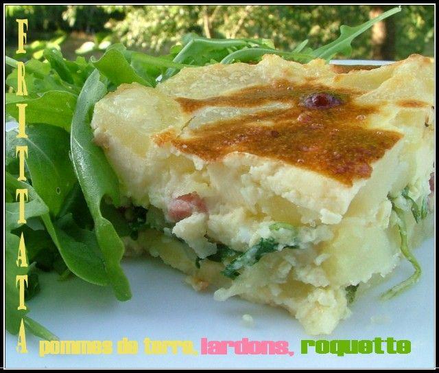 Un petit plat copieux, vite fait, qui fait l'unanimité autour de la table, accompagné d'une belle salade verte ou de tomates. Délicieux chaud et froid . Ingrédients (pour 6) 400g de pommes de terre...