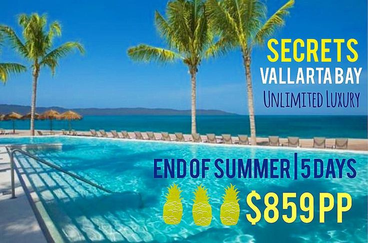 MOTHER'S DAY SPECIAL  SECRETS VALLARTA BAY ALL INCLUSIVE OCEANVIEW 5 DAYS END OF AUGUST-SEPTEMBER #transittravel #destinationwedding #booktransit #transittravel #stealthedeal #dealoftheday #hotdeals #honeymoon #honeymoondestinations #bachelor #bacheloretteparty #sun #tan #travel #wedding #whitesand #adventure #anniversary #luxuryresort #luxurytravel #luxuryincluded #vacation #beach Call or Text 818.268.8415 for Quotes! by transit.travel