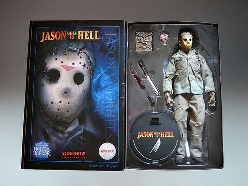 Jason Goes to Hell: The Final Friday (1993) - Jason action figure