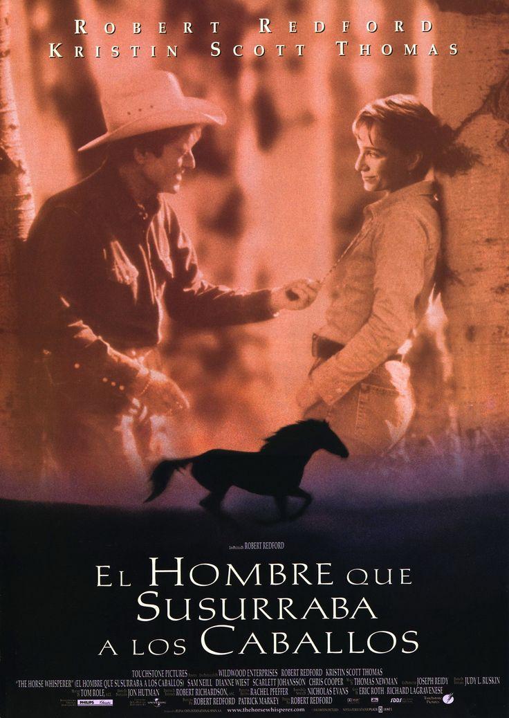 1998 - El hombre que susurraba a los caballos - The Horse Whisperer - tt0119314