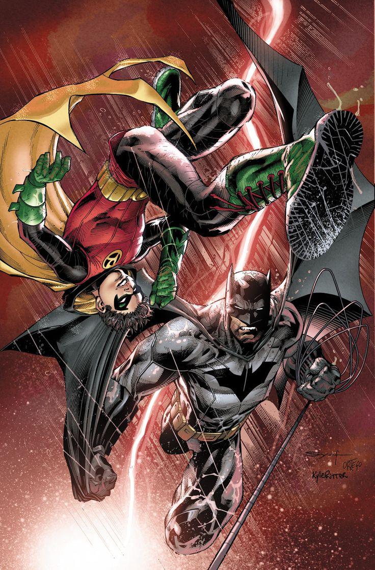 Batman and Robin by Ardian Syaf____!!!!