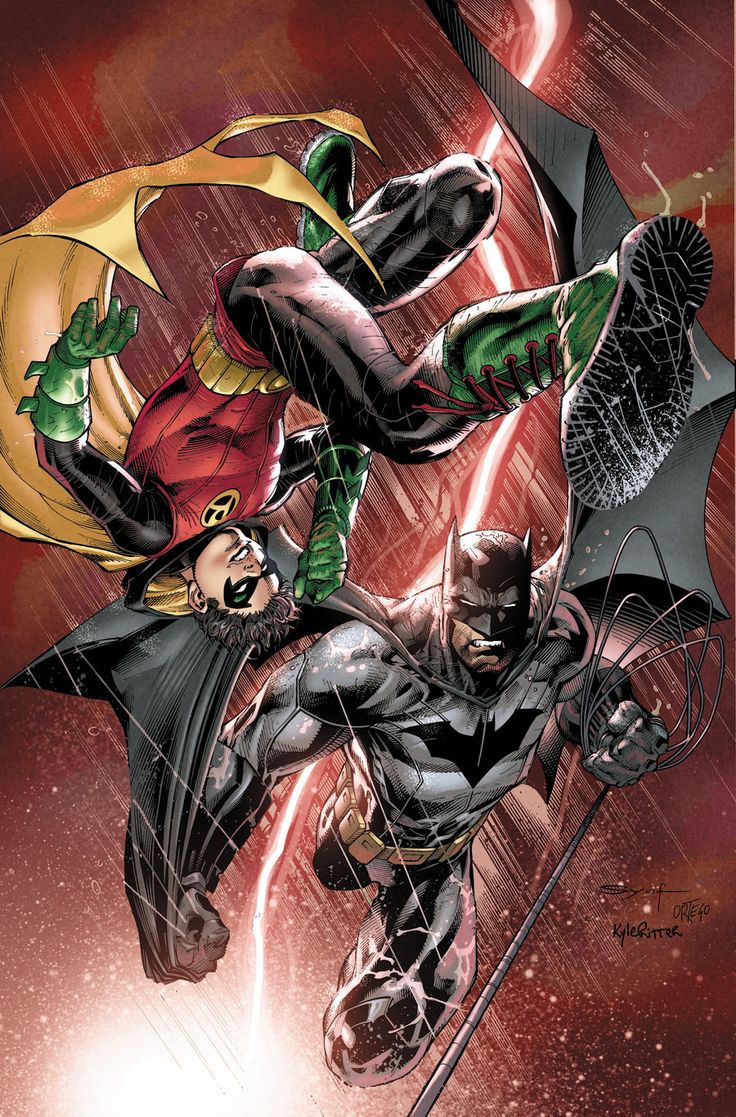 Batman and Robin by Ardian Syaf____!!!!