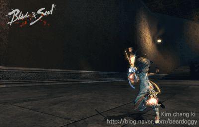 가르기 Blade & Soul Blade Master Skll 스킬 블소 블레이드앤소울 B&S 剑灵 린 린검사 애니메이션