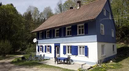 Ferienhaus am Bodensee bei Bregenz, Lindau, Alleinlage