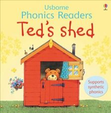 Ted's shed £4.99 www.quackquackbooks.co.uk