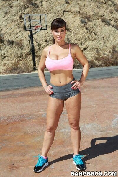 Lisa Ann sexy Füße