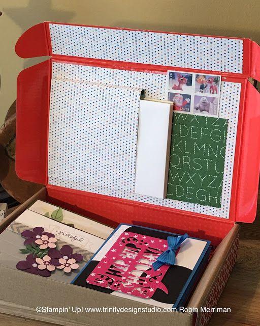 Trinity Designs: Repurposing Paper Pumpkin Boxes