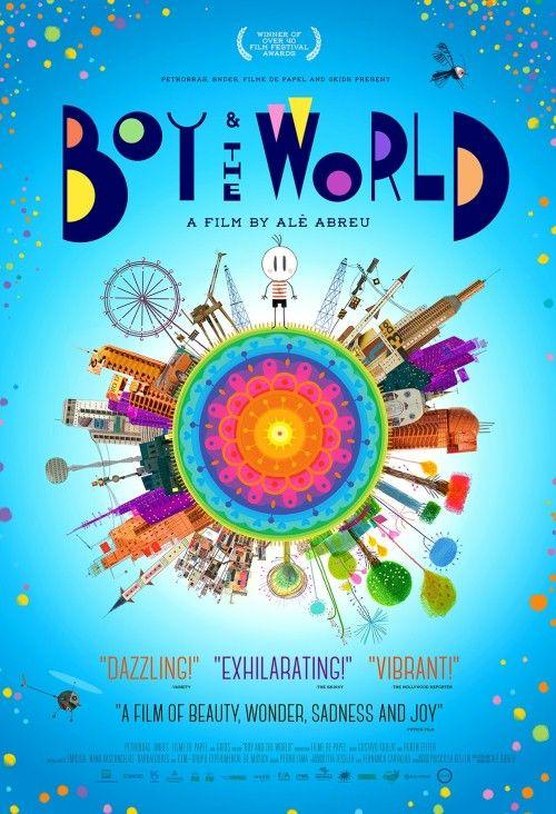 Chłopiec i świat (2013) - Filmweb