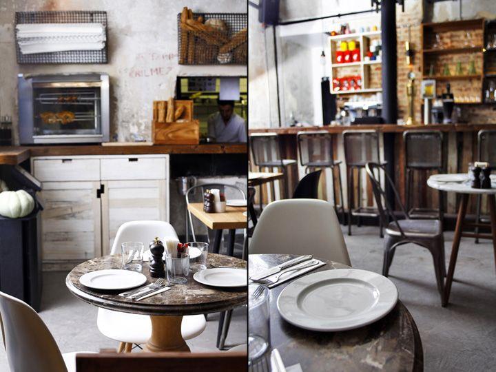 Unter restaurant & café, Istanbul hotels and restaurants