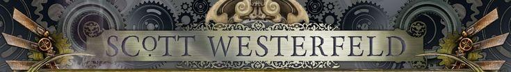 Scott Westerfeld-website