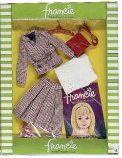 Barbie - Francie clothing in the box
