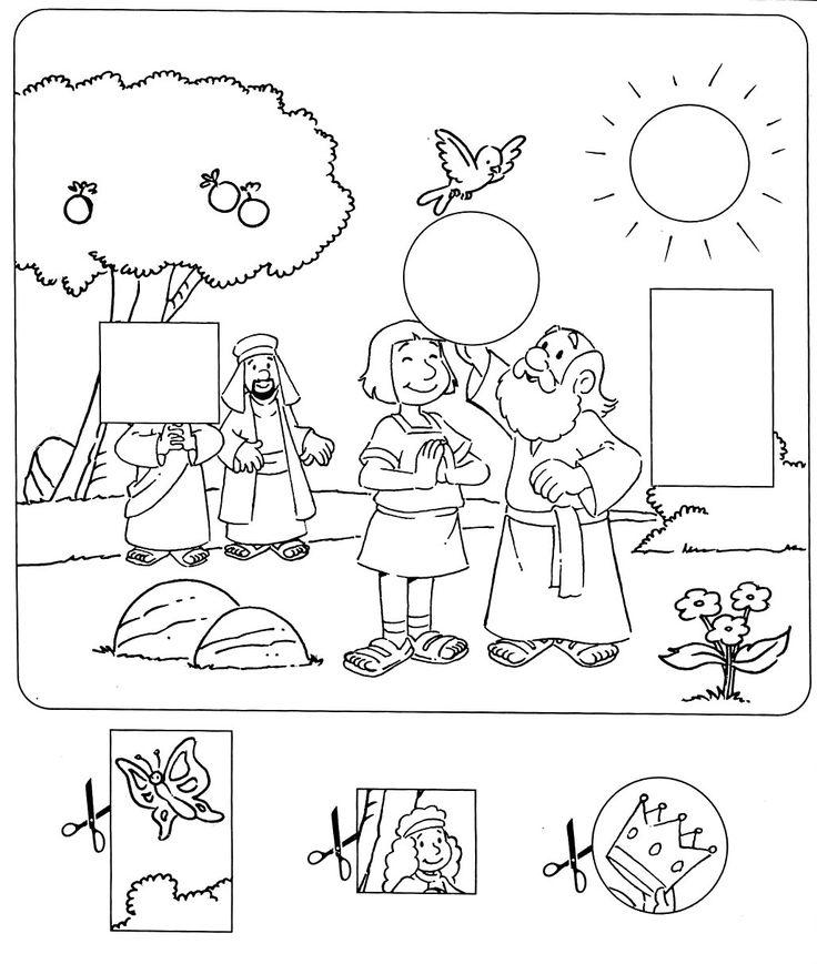Maestros de coraz n educaci n cristiana y escuela for Actividades con cartulina para ninos