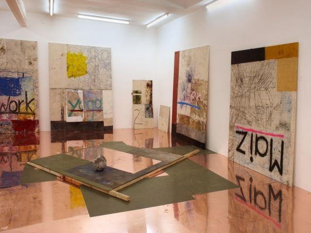Oscar Murillo at South London Gallery - News - Frameweb