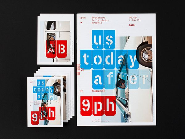 US Today/After on Behance