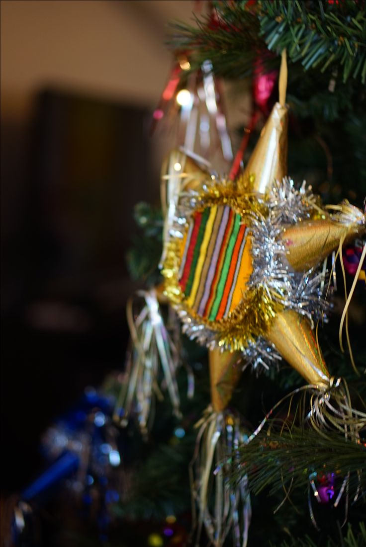 Christmas decor of the twin cities - Mexican Christmas