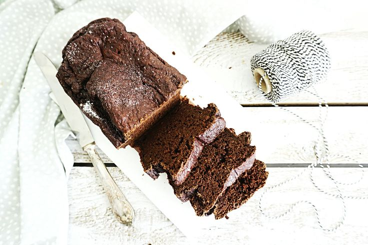 chocolade courgette brood