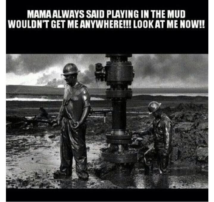 oil fuck