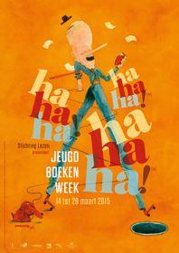 Jeugdboekenweek 2015 - 14 tot 29 maart - Affiche