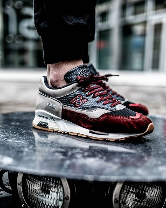 Crookedtongues x Solebox x New Balance 1500