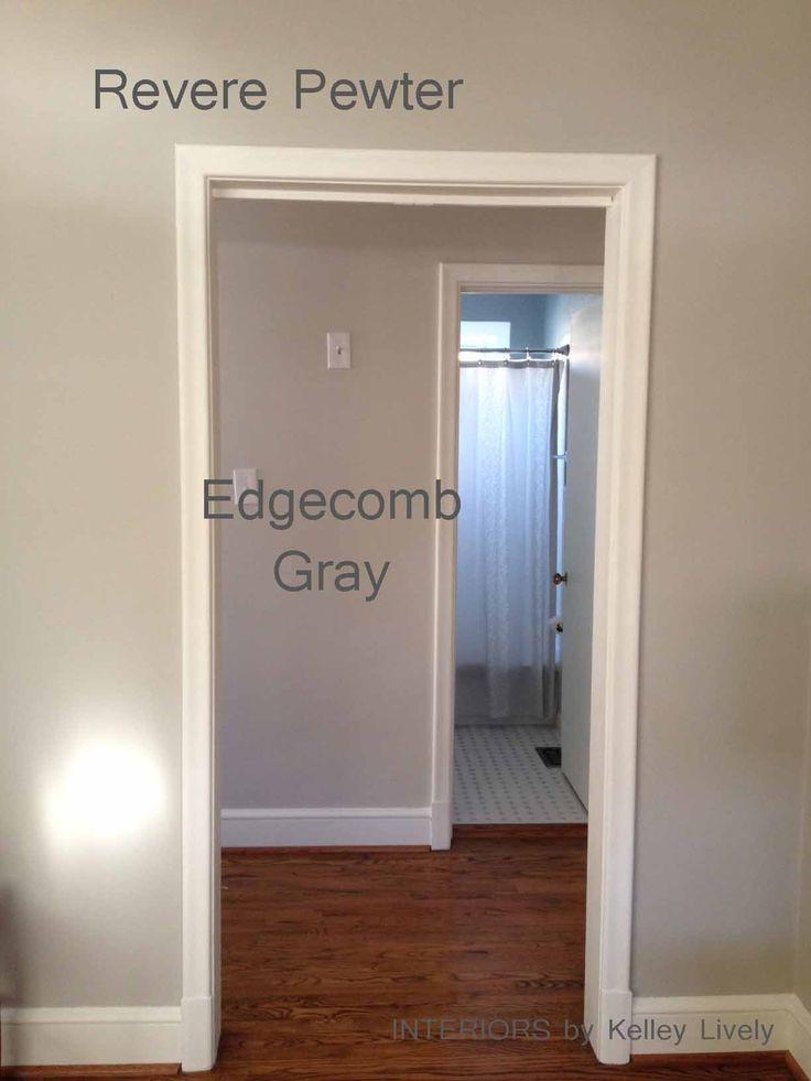 Benjamin Moore Edgecomb Gray Vs Revere Pewter Google