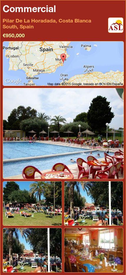 Commercial in Pilar De La Horadada, Costa Blanca South, Spain ►€950,000 #PropertyForSaleInSpain