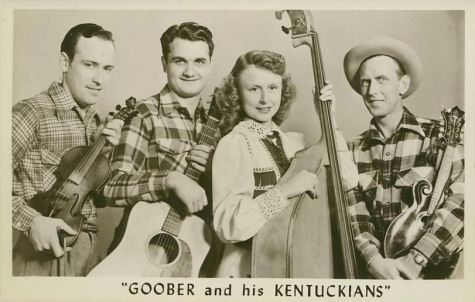 The country music of the era evolved from tunes played and sung in the rural hollows of the Appalachian Mountains. The songs evolved from old, English, Irish, and Scottish folk songs.