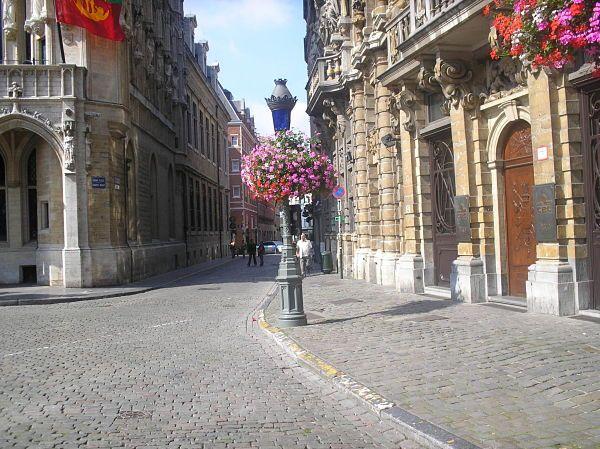 Casco histórico, Bruselas