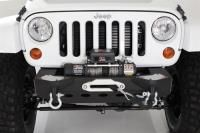 Jeep Front Bumpers - 4 Wheel Drive