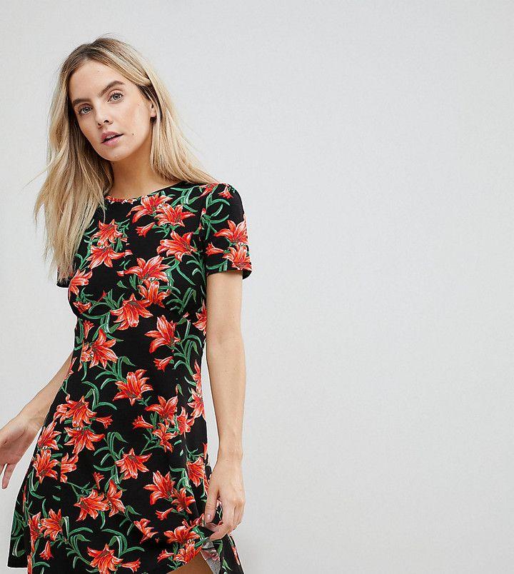 Print petite dresses — img 5