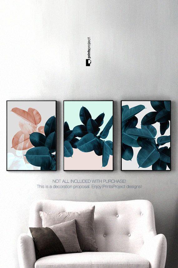 Plant Prints, afdrukbare Wall Art, botanische kunst, tropische blad afdrukken, digitale Print Download, Instant Download afdrukbare kunst, bladeren Print  ❤ Geniet van 30% besparing bij aankoop van 3 of meer prenten, code SAVE30 bij de kassa invoeren.  ALS u BEHOEFTE A BEPAALDE GROOTTE, gelieve verzoek zal een aangepaste volgorde en ik graag het voor u doen :) Er is geen extra kosten!  ++++++++++++++++++ U ONTVANGT: 4 JPG hoge kwaliteit digitale bestanden (RGB) klaar voor afdrukken…