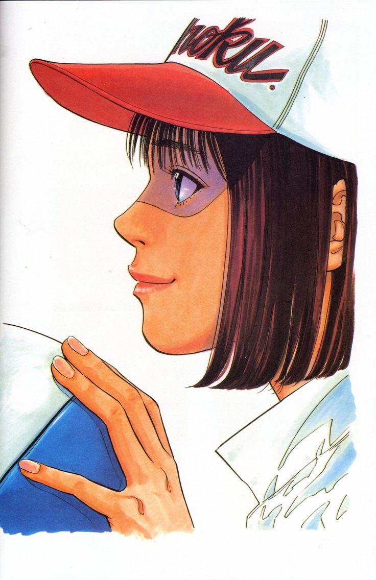 Slam Dunk, Haruko Akagi