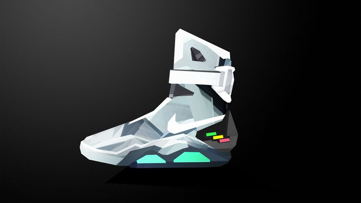 Cool Nike Air Mag Wallpaper
