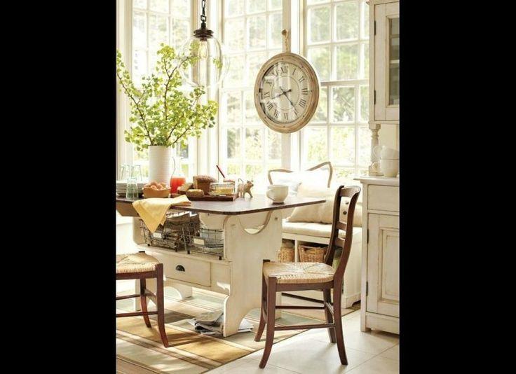 Best Breakfast Nooks Images On Pinterest Spaces - Breakfast nook cushion set olive bench padding kitchen table dinette