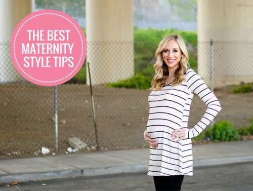 How To Dress Your Bump: The Best Maternity Style Tips