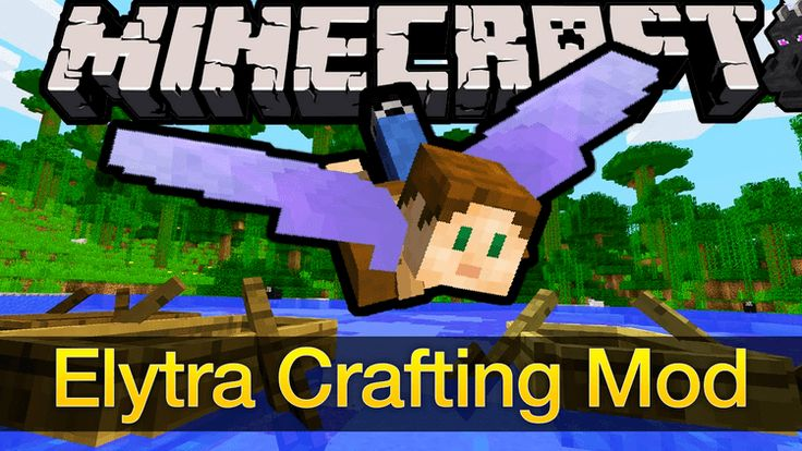 Elytra Crafting Mods for Minecraft 1.11.2 (Có hình ảnh)