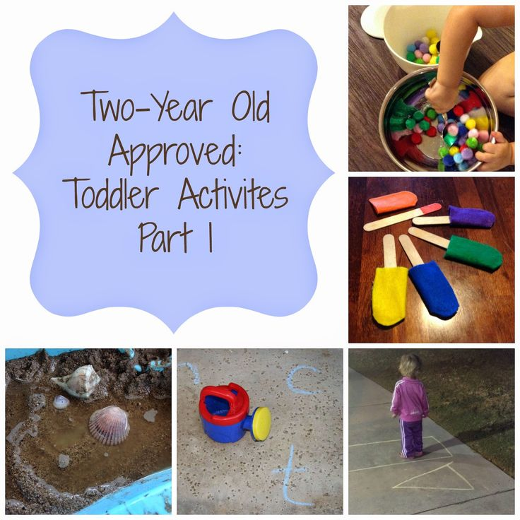 1000 Images About Activities For Two Year Olds On