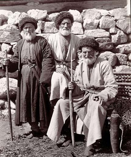 Old Men from the Georgian mountains | Georgia (Country) | საქართველო
